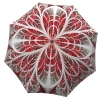 Designer umbrella with gift box Winter Wonderland