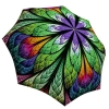 Rain umbrella with gift box - Peacock