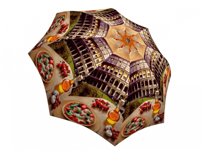 Rain umbrella with gift box - Rome