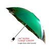Thailand Waterfall good quality folding rain umbrella with gift box