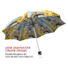 Paris stylish art auto open umbrella