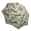 Funny Design Portable Umbrella Unique Gift for Men - Dollar Bills Umbrella Money Collage