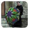 Peacock-Umbrella - Beautiful umbrella for wind by La Bella Umbrella