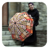 Funny original umbrellas for men - All-You-Can-Eat-Sushi Umbrella by La Bella Umbrella