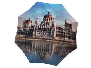 Designer Rain Umbrella with gift box Budapest