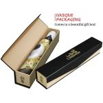 Yin Yang high quality unique umbrella in gift box_automatic