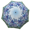 Designer umbrella with gift box Butterflies