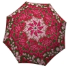 Designer umbrella with gift box Tulips