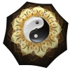 Designer umbrella with gift box Yin Yang