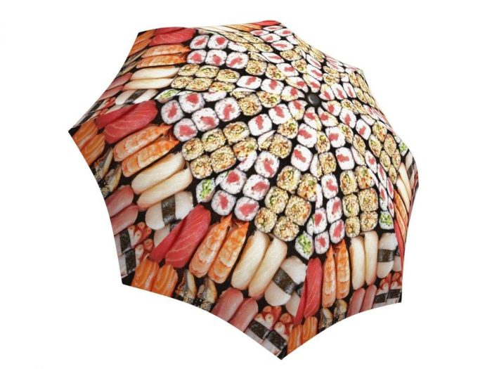 Rain umbrella with gift box - All You Can Eat Sushi