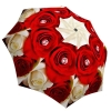 Rain umbrella with gift box - Wedding Roses