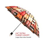 All you can eat sushi good quality folding rain umbrella with gift box