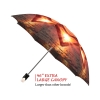 Love at Sunset good quality folding rain umbrella with gift box