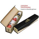 Canadian Collage high quality unique umbrella in gift box_automatic