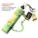 Spring Collage large canopy small folding umbrella