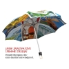 Canadian Collage stylish art auto open umbrella