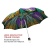 Kaleidoscope Stained Glass stylish art auto open umbrella