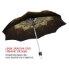 Yin Yang stylish art auto open umbrella