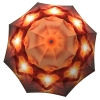 Compact Automatic Rain Umbrella Love at Sunset Nature Design - Vintage Umbrella Travel - best made umbrella in the world