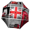 Designer umbrella with gift box London