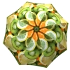 Designer umbrella with gift box Vitamin C