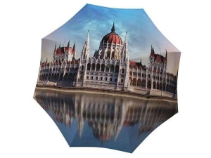 Best portable designer umbrella in gift box - beautiful and unique Hungarian umbrella