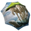 Rain umbrella with gift box - Elephants