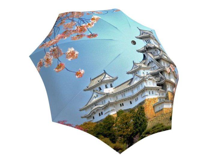 Rain umbrella with gift box - Japan