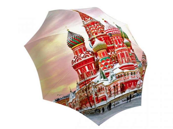 Rain umbrella with gift box - Moscow