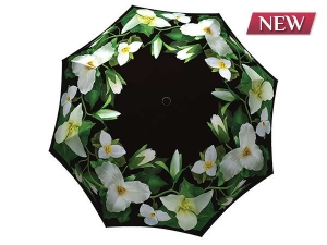 Unique umbrella with gift box - Trillium