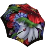 Rain umbrella with gift box - Wild Poppies