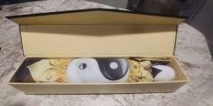 Yin Yang umbrella in gift box review