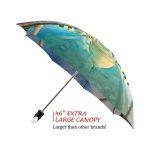 India good quality folding rain umbrella with gift box