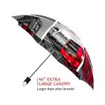 London good quality folding rain umbrella with gift box