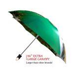 Thailand Waterfall good quality folding rain umbrella with gift box