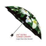 Trillium good quality folding rain umbrella with gift box