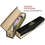 Dragonfly Stained Glass high quality unique umbrella in gift box_automatic