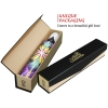Kaleidoscope Stained Glass high quality unique umbrella in gift box_automatic