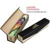 Peacock high quality unique umbrella in gift box_automatic
