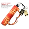 Fire large canopy small folding umbrella