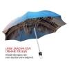 Budapest stylish art auto open umbrella