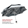 Canadian Waterfall stylish art auto open umbrella