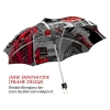 London stylish art auto open umbrella