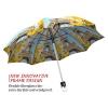 Paris stylish art auto open umbrella