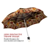 Rome stylish art auto open umbrella