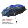 Van Gogh stylish art auto open umbrella