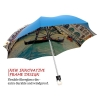 Venice stylish art auto open umbrella