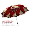 Red Roses stylish art auto open umbrella