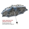 Winter stylish art auto open umbrella