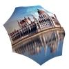 Art Umbrella for Women compact - European Hungary Budapest umbrella